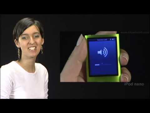 New iPod Nano - iPod nano :How to set the maximum volume limit in iPod Nano