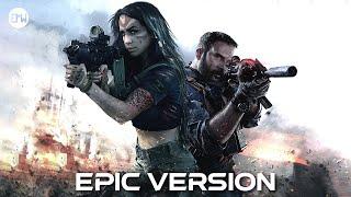 Epic Battle Cover | THE DEFIANT by David Klemencz (@Trivium Epic Version)