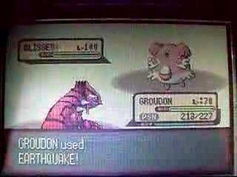 Pokémon GBA  - 12 291 EXP + Info + Black & White !