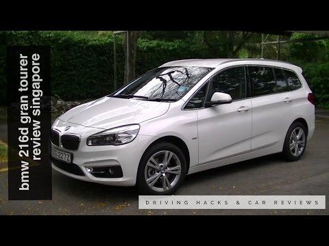 BMW 216D Gran Tourer Singapore Owner's Review