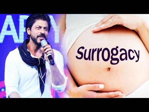 Shahrukh Khan Talks On His Surrogate Son AbRam