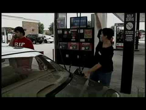 Local Radio Station Gives Away Gas