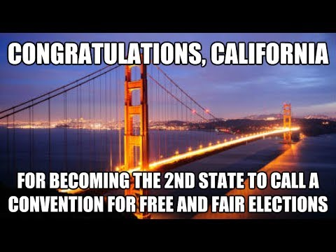 California Passes Historic Measure to Restore Free and Fair Elections