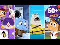 Dr Panda TotoTime Season 1 Full Episodes 78910 Kids Learning Video