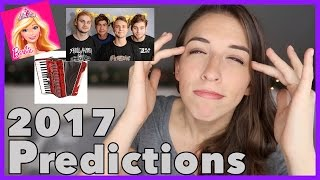 My 2017 Predictions