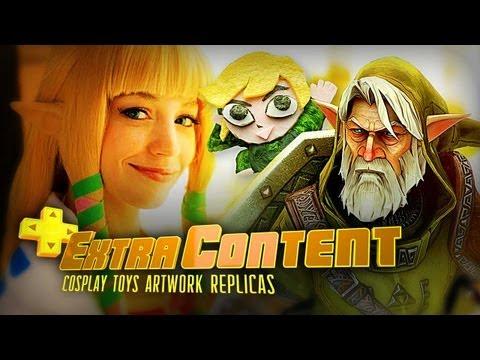 Extra Content 09 - Legend of Zelda Cosplay & Artwork - VerbalProcessing