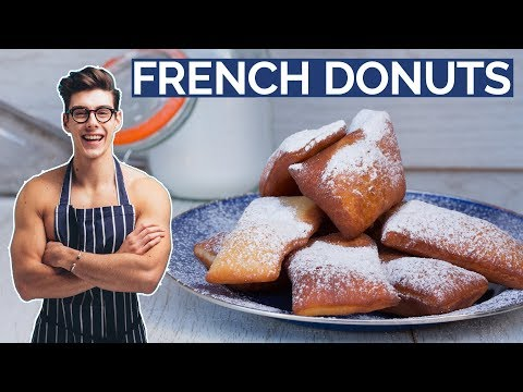 FRENCH DOUGHNUTS  |  BEIGNETS
