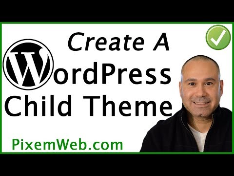 How To Create a WordPress Child Theme Tutorial for Your Website - WP Development