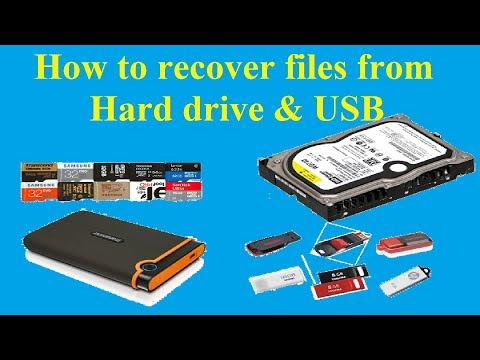 How to recover files from external hard drive not detected! - Howtosolveit