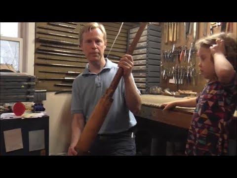 5-10-18 Kids Go to Dad's Instrument Repair Shop