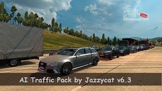 ETS2 v1 30] AI Traffic pack by Jazzycat v7 2
