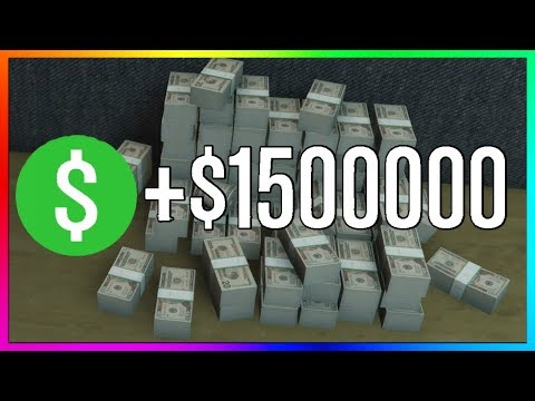 HOW TO MAKE $1,150,000 EASY!!! - Rockstar Giving FREE Money EACH DAY for A Whole Week in GTA Online!