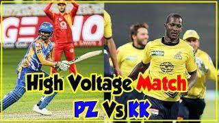 High Voltage Match | Peshawar Zalmi Vs Karachi Kings | HBL PSL | Full Highlights