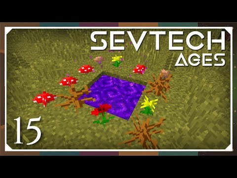 Sevtech: Ages | Starmetal Ingot & Twilight Forest! | E15 (SevTech Ages Modpack)