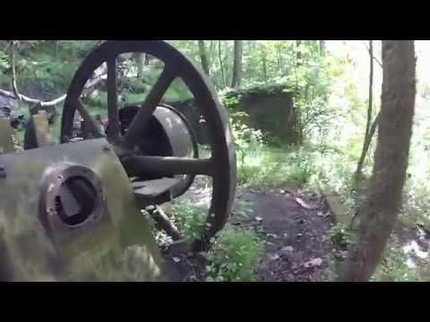 Abandoned Gold Mine in Georgia