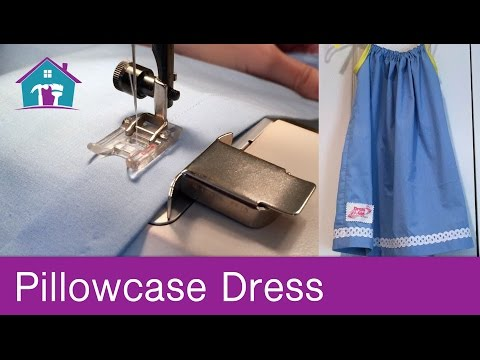 How to Sew a Pillowcase Style Dress