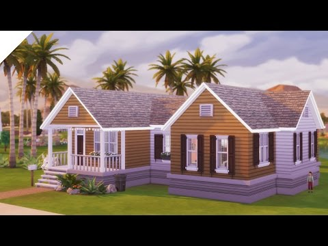 The Sims 4: Let's Build | Drifter House 3 | Part 1