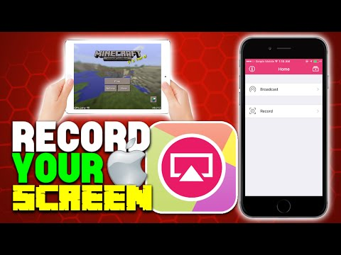 How To Record Your iPhone Screen Without Jailbreak & Computer - AirShou iOS 9 Screen Recorder
