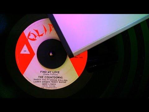 Countdowns - Find my Love (1962)