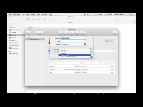 How To Create a locked .dmg file folder on a Mac