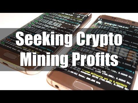 Seeking Fresh Crypto Mining Profits
