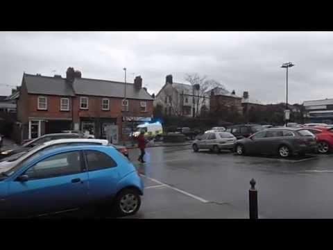 Police Vehicles on 999 Emergency Call Frodsham Cheshire England UK