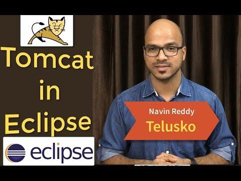 #2 Servlet and JSP Tutorial   Configure Tomcat in Eclipse