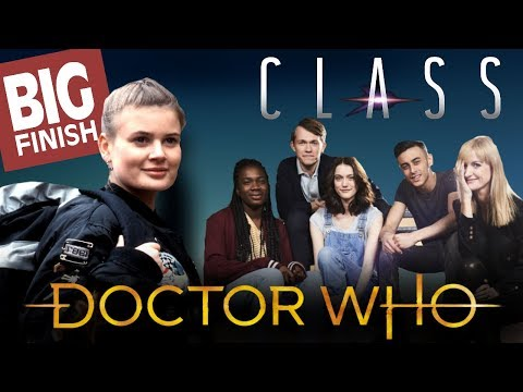 CLASS RETURNS WITH BIG FINISH | Doctor Who - Class News