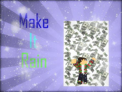 Mcsg - MAKE IT RAIN ~ w/Isbees