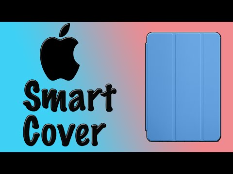 iPad Mini Smart Cover Unboxing+Review!