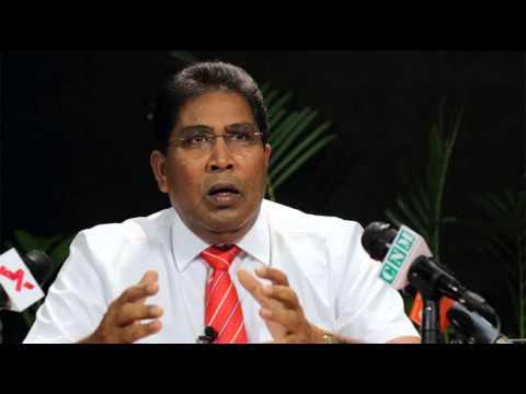 MP Gasim on PHD scholarships