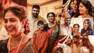 ശ്രിന്ദയുടെ താര പ്രഭയാൽ നിറഞ്ഞ വിവാഹ നിമിഷങ്ങൾ കാണാം - Srinda Wedding