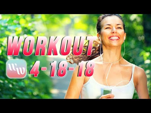 Workout 4-18-18