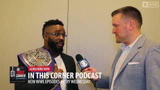 Cedric Alexander talks dream match with Seth Rollins, 205 Live, and more!