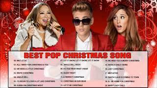 Top 100 Merry Christmas Songs 2019 - Best Pop Christmas Songs Ever 2018 2019