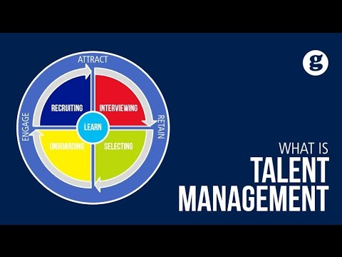What is Talent Management