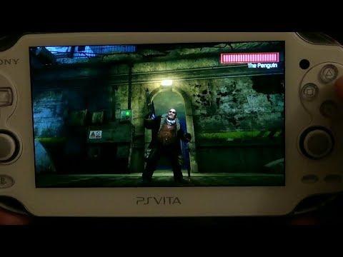 PSVita: Batman Arkham Origins Blackgate - The Penguin Boss Fight