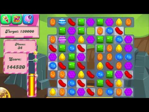Candy Crush Saga Level 35   No Boosters