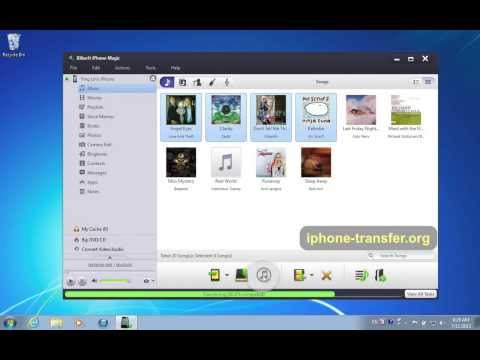 How to Transfer Music from iPhone to iTunes? How to Sync iPhone 6Plus/6/5S/5C/5/4S Music to iTunes?