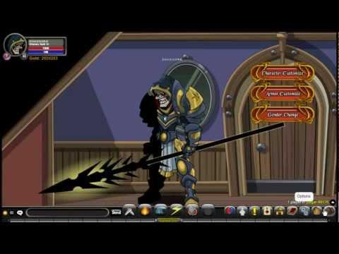 AQWorlds - Nulgath AC Rares Shop(Rare)