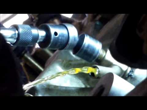 DIY How to drain and fill coolant Toyota Matrix Corolla √