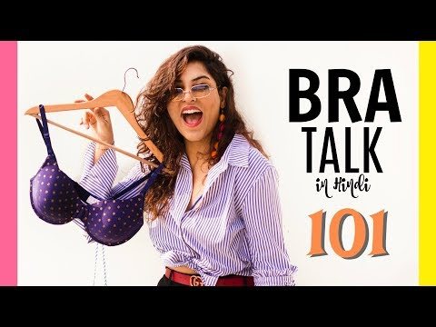 BRA TALK! What Bra To Wear With What | IN HINDI | StyleMeUpWithSakshi