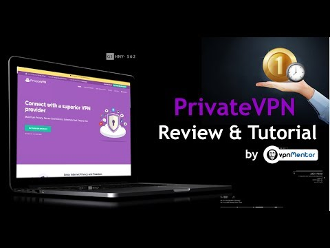 🥇 PrivateVPN Review & Tutorial 2018 ⭐⭐⭐