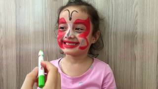 Yüz Boyama Videos 9tubetv