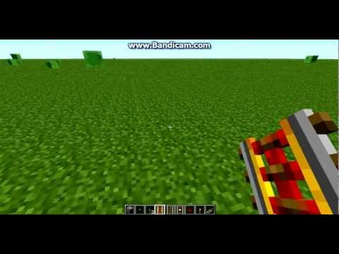 Minecraft Tutorial how to make a minecart go two ways and back (compact)