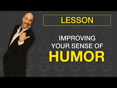 Sales Training - Improving Your Sense of Humor
