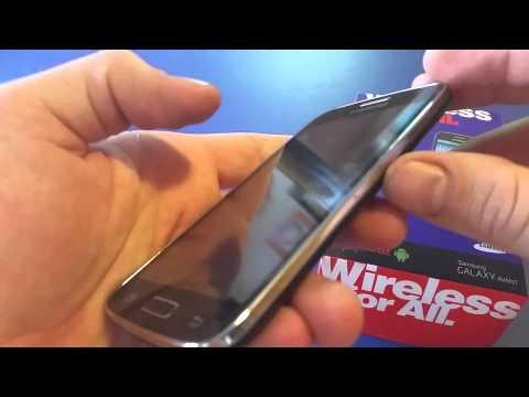 Samsung Galaxy Avant Safe Mode