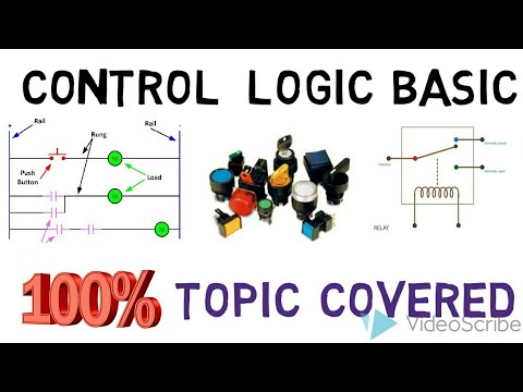 control logic basic full explanation 100%