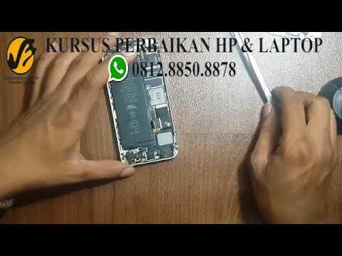 Cara Mengganti Mic Iphone 5 S