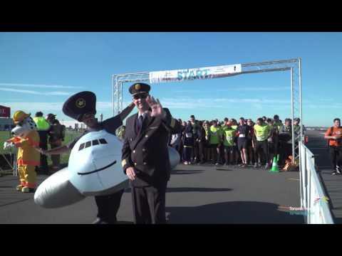 Toronto Pearson Runway Run 2016